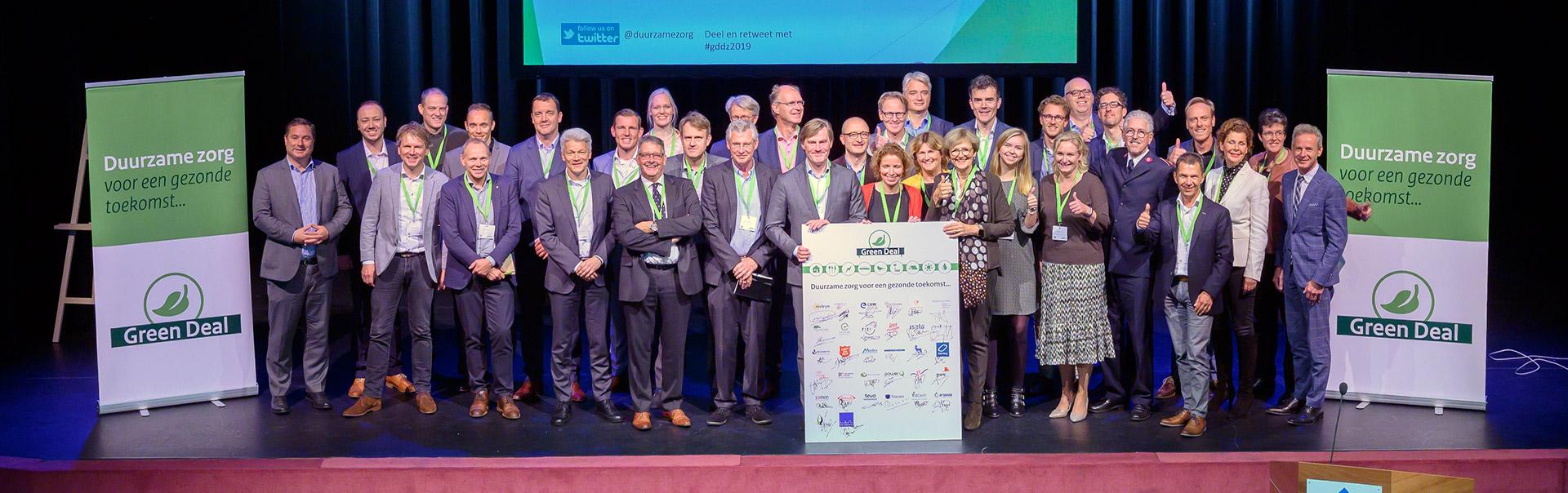 PowerQ tekent Green Deal en nodigt u uit voor duurzaam stappenplan